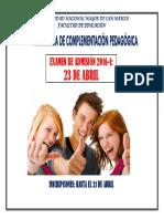 admision 2016-1