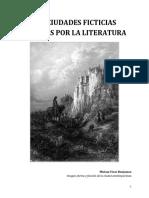 ciudades ficticias literarias