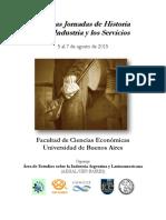 Programa Jornadas HIndustria