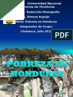 POBREZA EN HONDURAS.ppt