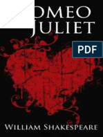 Romeo and Juliet-William Shakespeare