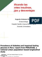 Identificando insulinas