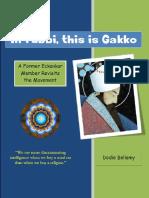 Hi Fubbi, This Is Gakko by Dodie Bellamy