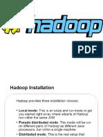 Hadoop Setup