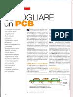 035423 PCB 090401 Realizzazione PCB