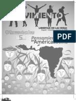 Pensamiento Social en America Latina