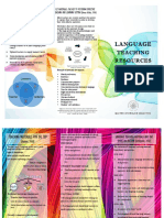Language Resources Brochure