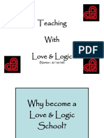 Teaching With Love - Logic