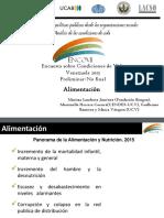 Presentacion ENCOVI-2015 Primera Parte Preliminar 26-02-16