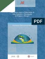 Guía básica para la elaboración de Atlas Estatales y Municipales de Peligros y Riesgos
