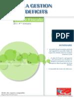 2360 Etude Fiscale Infodoc 4 Trimestre 2011