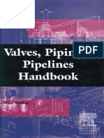 Valves Piping and Pipeline Handbook