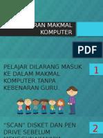 Peraturan Makmal Komputer