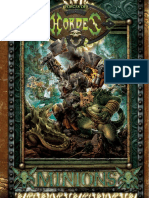 Forces of HORDES - Minions