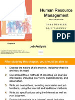 Job Analysis Chapter 4