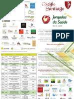 2016 Jornadas Saude Brochura