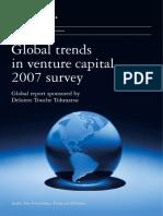 Deloitte_GlobalTrendsVentureCapitalSurvey2007