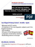 San Miguel School Bilingual Project - Armilla