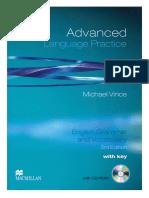 Advanced. Language Practice. Michael Vince