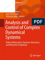 Analysis and Control of Complex Dynamical Systems(PDF){Zzzzz}