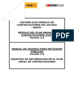 Manual Pac
