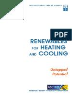 Renewables Heating Cooling Leaflet