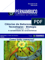 ProfessorAutor-Biologia-Biologia Ι 1º Ano Ι Médio-A Variabilidade de Características
