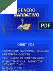PPT Genero Narrativo