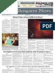 Page A1, April 21