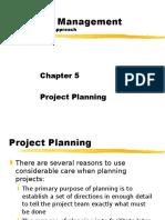 Ch05 Proj Plan