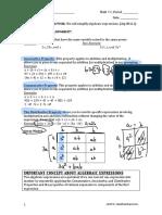 alg1m1l1- simplifying expressions