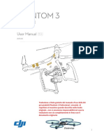 Phantom 3 Professional User Manual v1.4 Ita