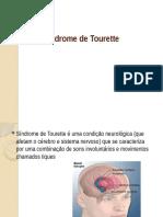 O Que é Síndrome de Tourette