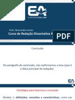 Redação Marcondes Jr