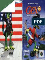 Gex_3_-_Manual_-_N64