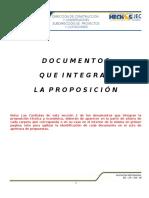 Sección 2 Caratulas de Entrega de Proposiciones