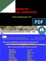 4.Industri Mineral Ekonomis