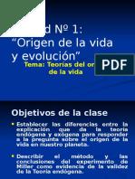 TEORÍAS DE LA VIDA ELECTIVO 3°