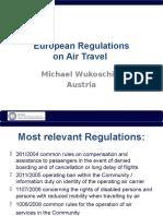 EU Regulations on Air Travel (2)