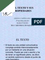 eltextoysuspropiedades-091007092745-phpapp01