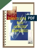 Practica de Material Bromatologico