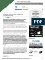 La Haya en Los Discursos Del Día Del Mar - El Diario
