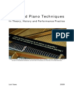 Extended Piano Techniques