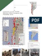 Analisis -Escenario Terremoto
