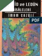 İmam Gazali - Ledun Ve Tevhid Risaleleri_text.pdf