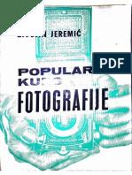 Popularni Kurs Fotografije - Zivojin Jeremic - 1. Deo