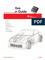 Automotive Selection Guide