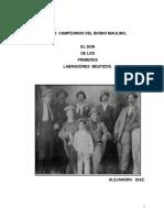 Libro Los Campesinos Mestizos Del Biobio Maulino Version Junio2014
