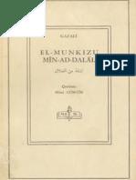 Imam Gazali - El Munkızu Min Ad  Dalal_text.pdf
