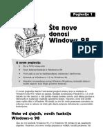 Windows 98 - Poglavlje 01